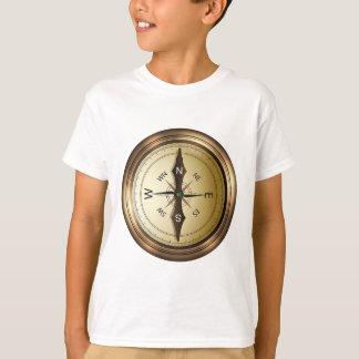 Camiseta Oeste do sudeste do norte de compasso
