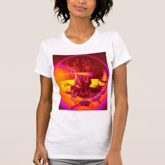 Camiseta Oferecimento triplo de Hekate da deusa