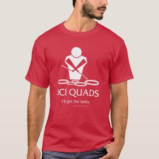 Camiseta Oficial BACQ - QUADRILÁTEROS de DCI - eu obterei