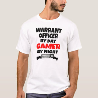 Camiseta Oficial de autorização do Gamer