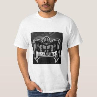 Camiseta oficial do logotipo de Angelhunter