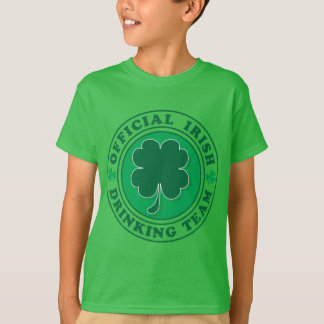 Camiseta Oficial-Íris-Bebendo-Equipe