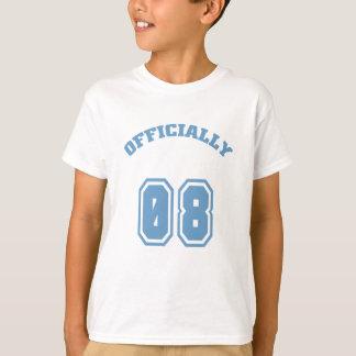 Camiseta Oficialmente 8