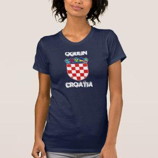 Camiseta Ogulin, Croatia com brasão