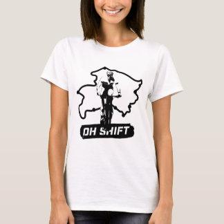 Camiseta Oh deslocamento
