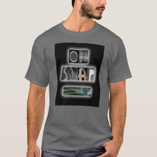 Camiseta Oh o t-shirt dos homens instantâneos