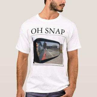Camiseta oh pressão