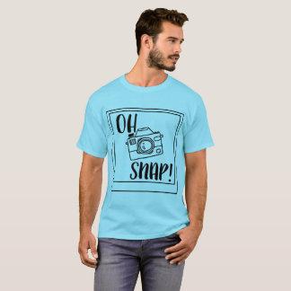Camiseta Oh Tshirt instantâneo