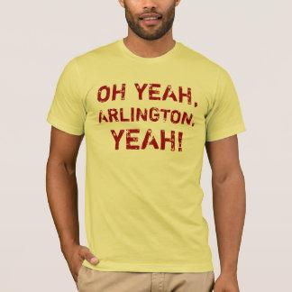 Camiseta Oh yeah Arlington