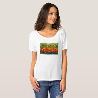 Camiseta Ohana do abacaxi por Malorie Arisumi Maui Havaí
