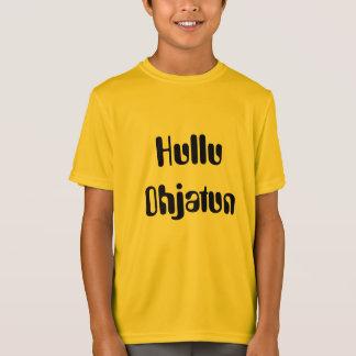 Camiseta ohjatun do hullu - feiticeiro louco em finlandês