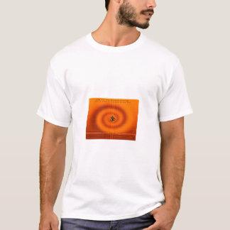 Camiseta OHM - boa vinda ao deus