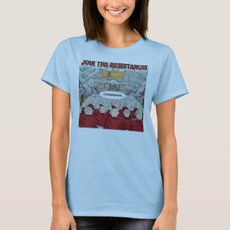 Camiseta Ohm - junte-se à resistência