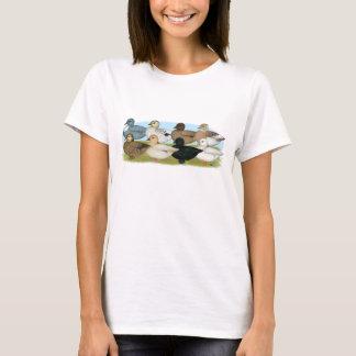 Camiseta Oito patos da chamada