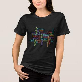Camiseta Olá!