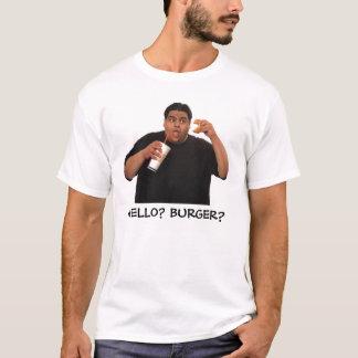 Camiseta Olá!? Hamburguer?