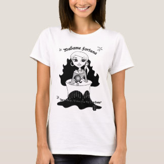 Camiseta Olá! zorras: Senhora Fortuna