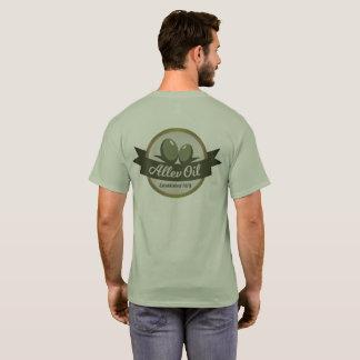 Camiseta Óleo de Allev (azeitona)