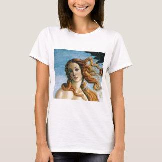 Camiseta óleo louro bonito