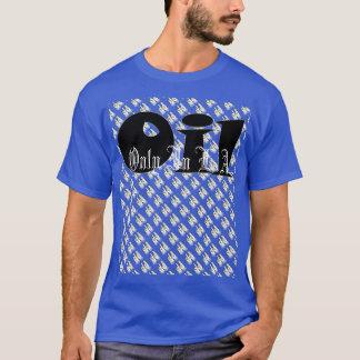 Camiseta Óleo: Somente em L.A. faça perto U