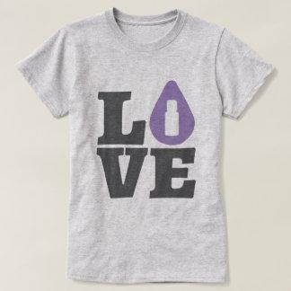Camiseta Óleos essenciais do AMOR