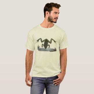 Camiseta Olhando o T do sapo para amantes crescido do sapo