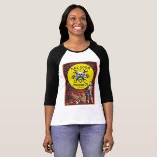 Camiseta OLHAR do RATO de Camiseta, Hoodride, hot rod,