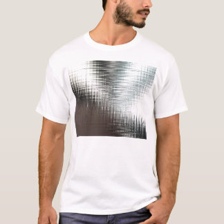 Camiseta Olhar Glassy do metal