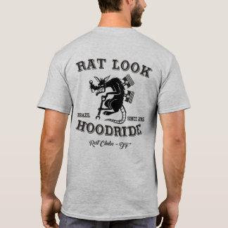 Camiseta Olhar Pistão do rato