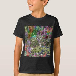 Camiseta Olhe isto e você encontrará a paz