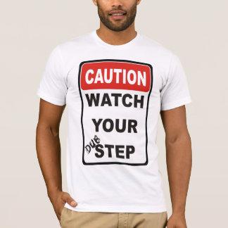 Camiseta Olhe seu Dubstep
