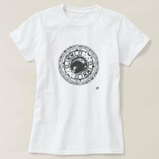Camiseta Olho com aluno hipnótico (ou o que quer que você