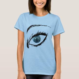 Camiseta Olho da terra