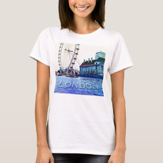 Camiseta Olho de Londres