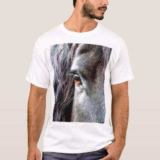Camiseta olho do cavalo