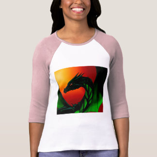 Camiseta Olho do dragão