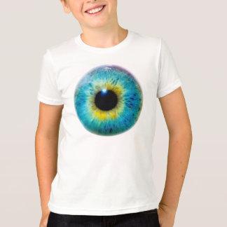Camiseta Olho do globo ocular eu Tee o t-shirt (o meio da