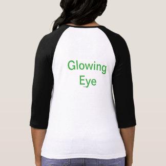 Camiseta Olhos de incandescência
