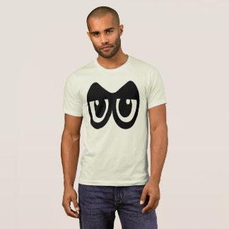 Camiseta Olhos do pisco de peito vermelho