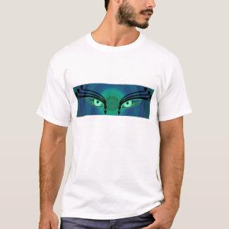 Camiseta Olhos verdes