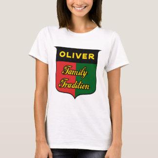 Camiseta oliver_family_tradition