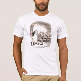 Camiseta Oliver Twist pede mais