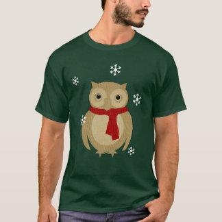 Camiseta Ollie na neve