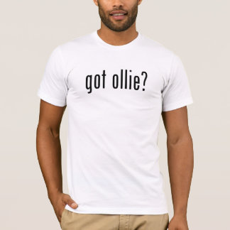 Camiseta ollie obtido?