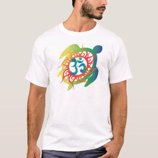 Camiseta OM-Tatto-Vibrante-Tartaruga