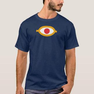 Camiseta OMAN o olho devista, iMAN do irmão