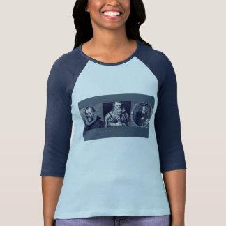 Camiseta Ombros do t-shirt das mulheres de Giants