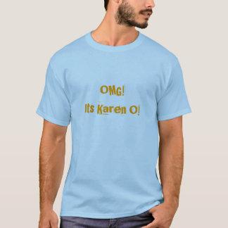 Camiseta OMG seu Karen O