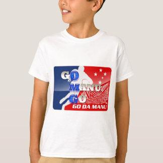 Camiseta OMG - Vai Manu vai