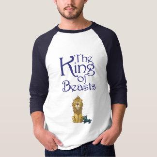 Camiseta Onça - T Cowardly do leão